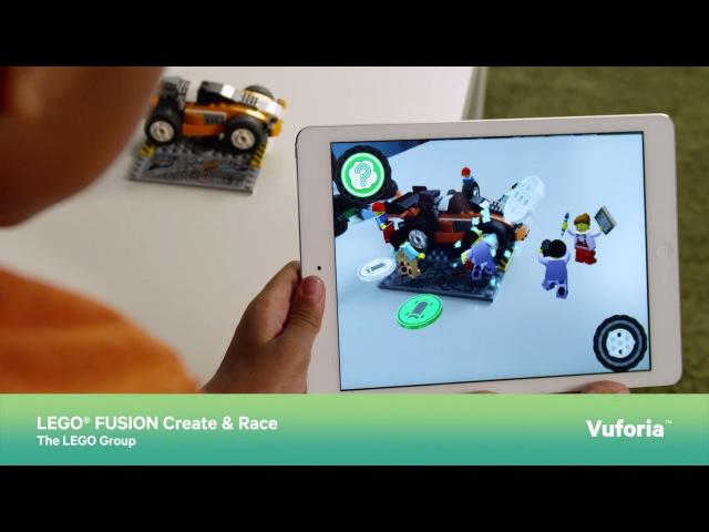 Vuforia Featured Apps Fall 2014