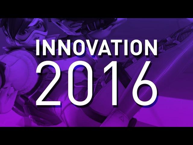 [ТОП на GameZonaPSTv] 5 игровых инноваций 2016 года (05.08.2018)