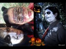 Фотосессия и мейкап - Дети Хеллоуина / Photoshoot and make-up - Kids Halloween ♥ Reneya FEV
