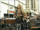 Shakira Whenever Wherever live @ today show New York 2002