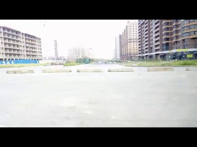 Открытие дороги Шувалова-Петровский бульвар