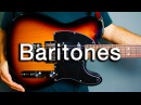 How to Play Ambient Guitar 18 - Baritone Guitar Basics (Tips and Tricks)
