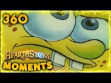 Very Intense Game!! | Hearthstone Gadgetzan Daily Moments Ep. 360 (Funny and Lucky Moments)