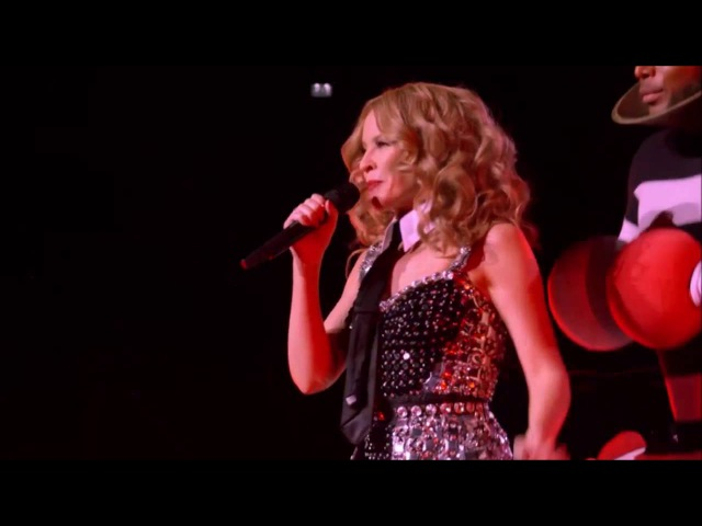 Kylie Minogue - Step Back In Time (Kiss Me Once Live At The SSE Hydro, Glasgow)