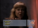 Throwing Muses - Dizzy ( VHS Pro-Rip Edited From MTVs Away From The Pulsebeat 1990 )