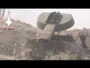 Змей Горыныч сжег позиции террористов в Дамаске