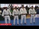 В Грозном состоялся мастер-класс по дзюдо от олимпийских чемпинов