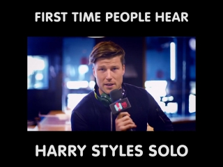 Australias biggest One Direction fan hears Harry Styles solo for the FIRST TIME!