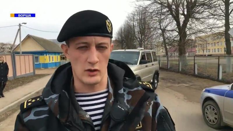 Zatrzymanie dziennikarzy Biełsatu - Як затрымлівалі журналістаў Белсату - Belsat TV journos detained