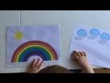 Поделка-игра для ребенка своими руками