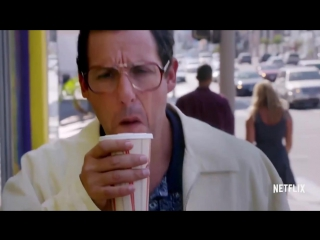 Сэнди Уэкслер (Sandy Wexler) (2017) трейлер русский язык HD / Адам Сэндлер /