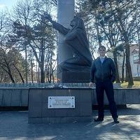 Анкета Владимир Просвиркин