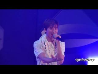 U-KISS PREMIUM LIVE KEVIN'S GRADUATION - Lots of Love (25.04.17)
