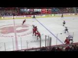 НХЛ 2016/2017 Регулярный чемпионат. Калгари Флэймз - Колорадо Эвеланш 4:1. Обзор матча.
