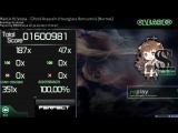 Maduk ft. Veela - Ghost Assassin (osu!) + HD,HR,DT