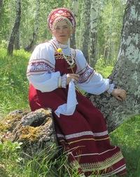 Антипина Лариса (Кудрявцева)