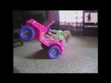 Женщина за рулем......и это только начало!!!!!