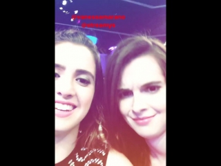 Личное видео из инстаграм-истории Лоры (26/09/17)