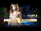 Jessa Rhodes, Katrina Jade - Power Bangers (A XXX Parody) Part 2