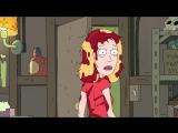 Рик и Морти - (3 сезон, 9 серия) - озвучивает Сыендук.