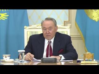 Назарбаев . Поучительная история про меркантильных девушек