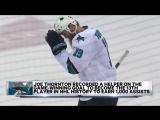 NHL Morning Catch Up: Jumbo Joe makes it 1,000 | March 7, 2017