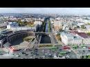 Аэросъемка центральной части города Казани DJI Phantom 4 Pro