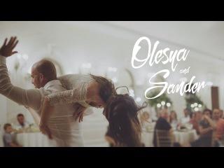 Sander and Olesya