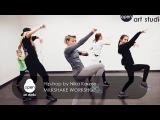 Milkshake workshop - Hip-hop by Nika Karare - Open Art Studio