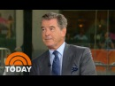 Pierce Brosnan Talks About New Thriller 'The Foreigner' And 'Mamma Mia!' Sequel | TODAY
