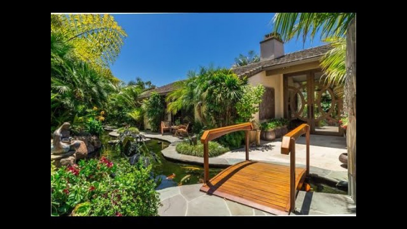 Private La Costa Estate (Exceeding Expectations and Beyond Imagination) 7229 Almaden Lane