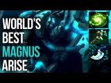 Ar1Se- World's Best Magnus Player Dota 2