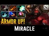 Miracle Axe Armor UP! Dota 2