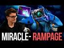 9292MMR Slark Rampage Master Dota 2