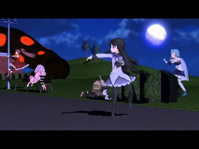【MMD】Go home Homura, you are drunk (see Info for HD link)