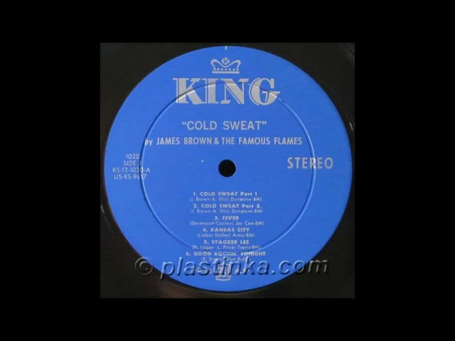 James Brown - Cold Sweat (part 1 2)