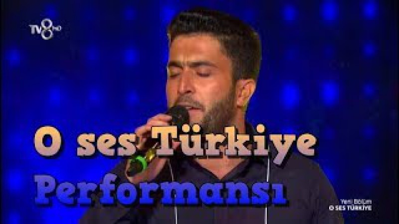Azeri Çoban Pervin Seferov Nazende Sevgilim O Ses Türkiye
