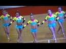 Адванс (Kharkiv) ☀ Disco Youths Small Group FINAL ☀ Ukraine Modern Dance Championship