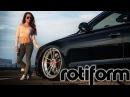 CAR PORN Audi S8D - Rotiform - Lisa Yasmin / Sound / Exhaust