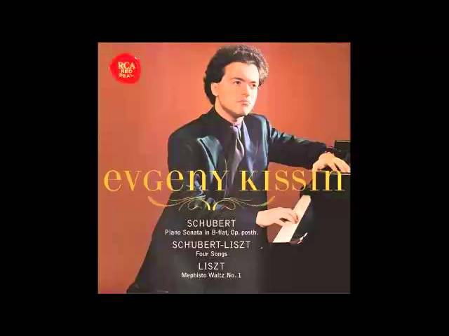 Evgeny Kissin Schubert Liszt Standchen, S560 No 7