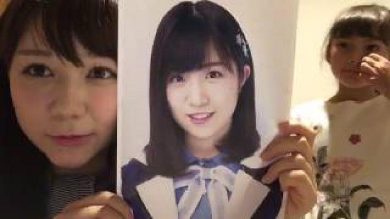 村重杏奈 (HKT48 チームKIV) 2017年06月26日 あーにゃ 村重選抜ー! SHOWROOM 21:00