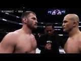 Стипе Миочич -  Джуниор Дос Сантос 2  Movement MMA