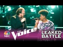The Voice 2017 Battle Lucas Holliday vs Meagan McNeal My Prerogative""