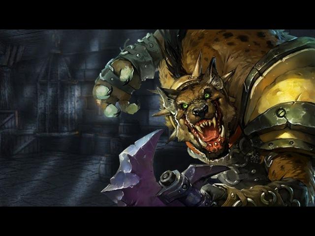 История Тюрьмы Штормграда [Warcraft] | Вирмвуд