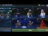 Star Wars: Galaxy of Heroes взлом на деньги и кристаллы