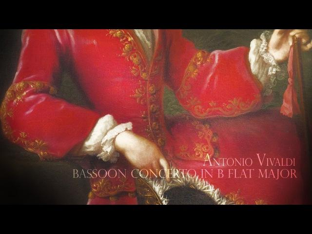 A. VIVALDI: Bassoon Concerto in B-flat major RV 504, Barocksolisten München
