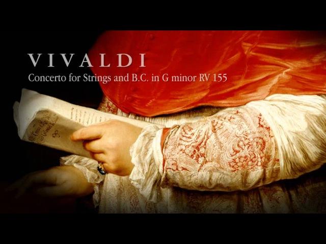 A. VIVALDI: Concerto for 2 Violins, Strings and B.C. in G minor RV 155R, La Magnifica Comunità