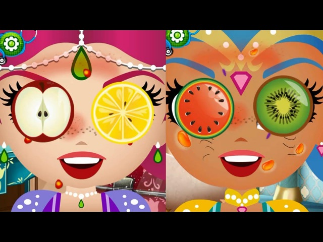 Fun Shimmer Magic Skin Doctor Hospital Game For Children