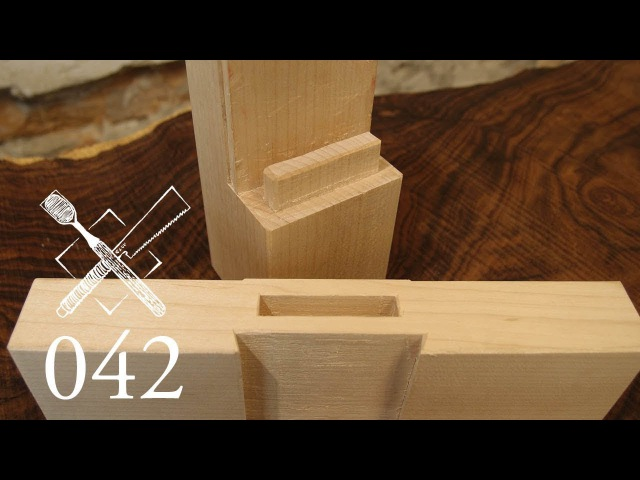 Joint Venture Ep.42:Mortise tenon with sliding dovetail