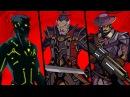 ТИТАН я иду Shadow Fight 2 Бой с тенью 58 ПОБЕДИЛ Корсар Император игровой мультик КИД